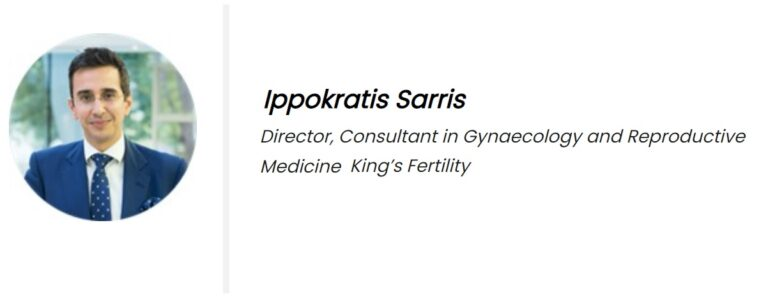 Ippokratis Sarris Kings Fertility London