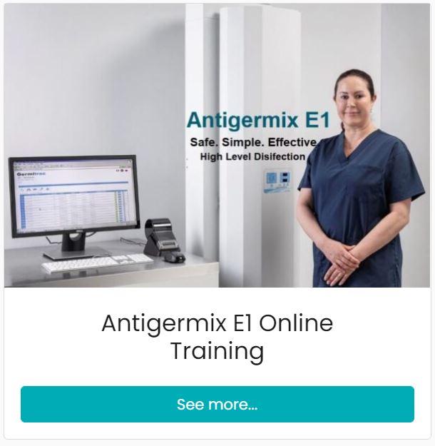 Antigermix E1 Training Video